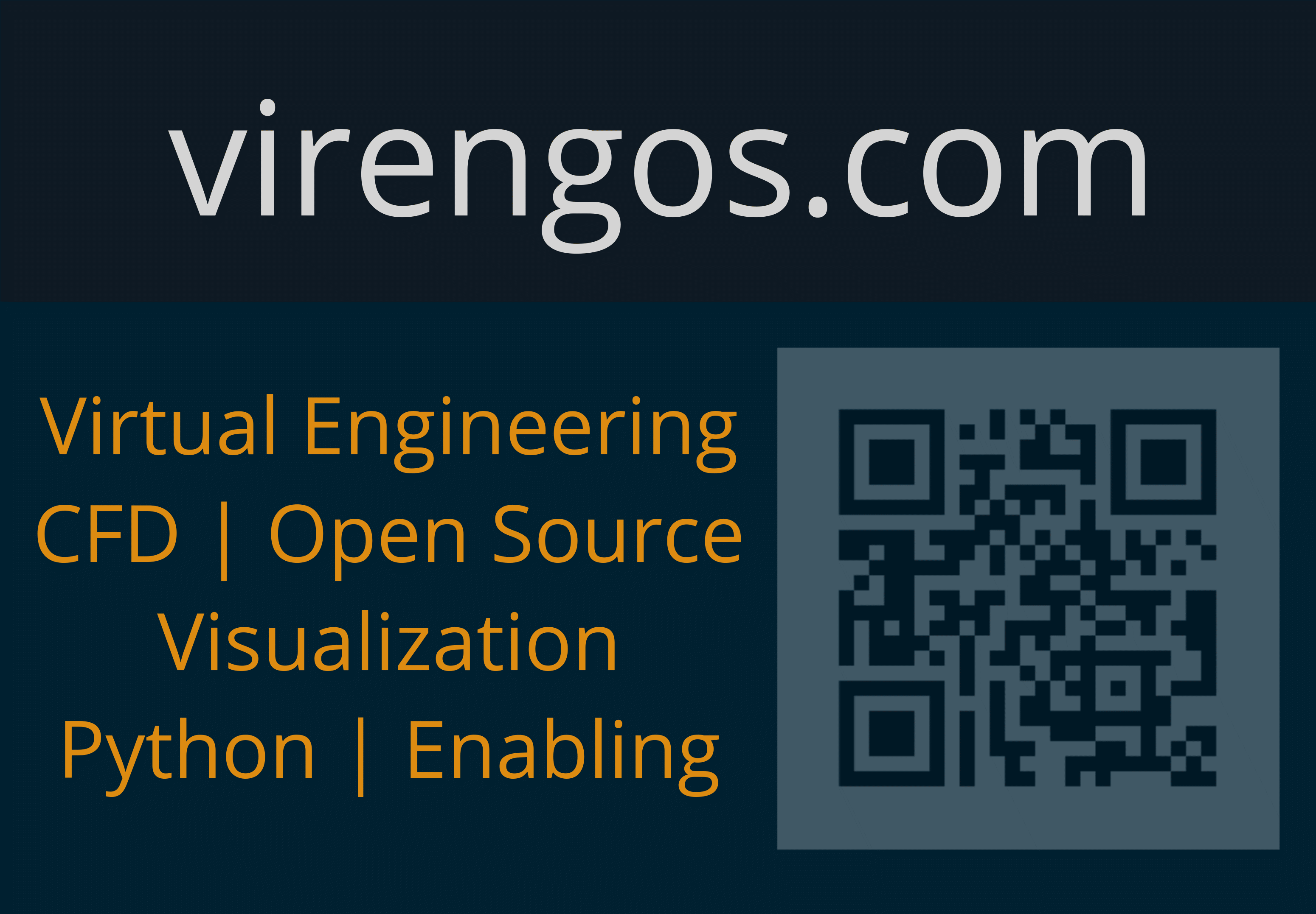 Virtual Engineering with Free and Open Source Software